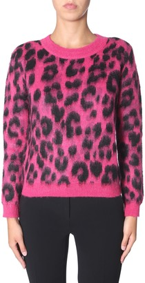 Boutique Moschino Animal Cardigan