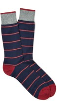 J.Mclaughlin Triple Stripe Socks