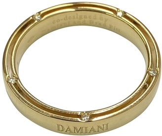 Damiani Yellow Yellow gold Rings