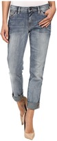 Jag Jeans Alex Boyfriend Platinum Denim in Saginaw Blue