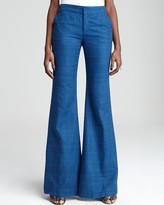 Wide Leg Pant with Side Pocket