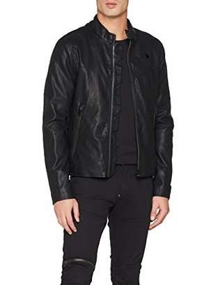 G Star Men's Motac Dc Biker Jacket