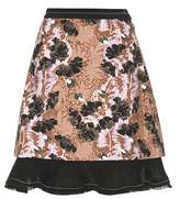 Carven Ruffled skirt