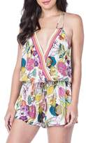Trina Turk Cover-Up Romper