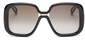 Givenchy Women's Oversized Square Sunglasses, 55mm
