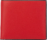 Valextra Men's Billfold-RED