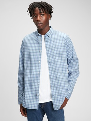 Gap Performance Poplin Shirt