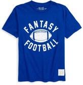 Original Retro Brand Boy's 'Fantasy Football' Graphic T-Shirt