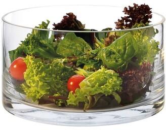 Maxwell & Williams Diamante Cylindrical Salad Bowl 22cm Gift