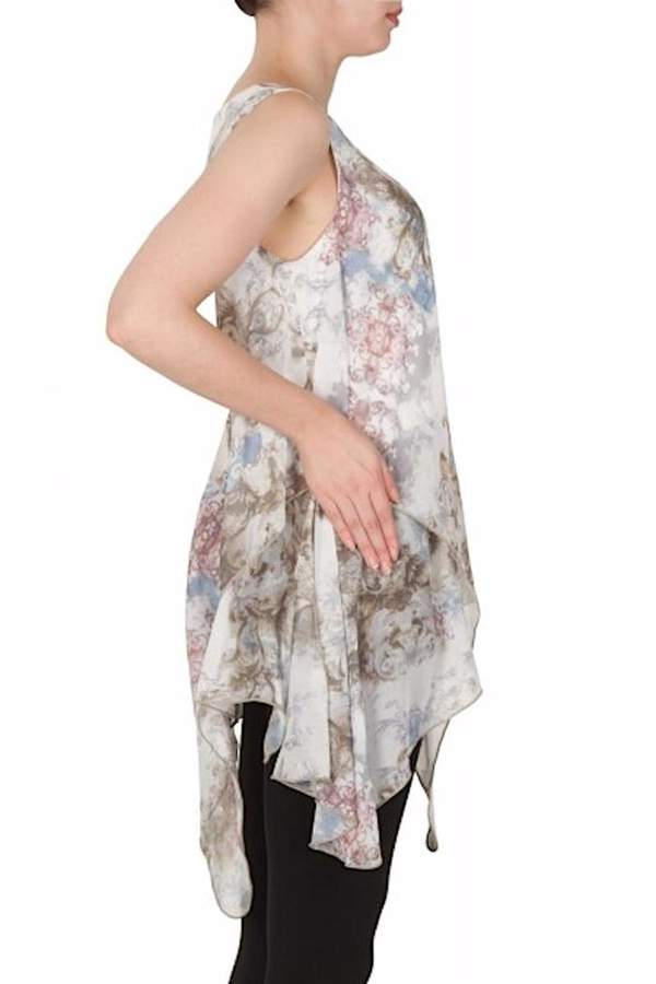 Joseph Ribkoff Printed Tunic Top