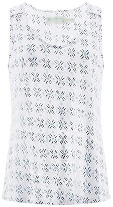 Aventura Clothing Lenz Tank Top (White) Women's Clothing