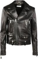 Saint Laurent Zip Biker Jacket
