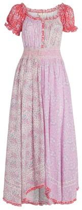 LoveShackFancy Floral Ren Dress