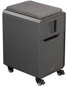 VARI Slim Caddy 2-Drawer Vertical Filing Cabinet