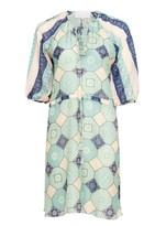 Sambag Duet Papaya Dress Tiles