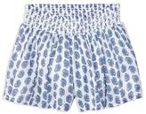 Ralph Lauren Girls' Paisley Shorts - Sizes 2-6X