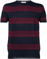 Paolo Pecora striped sweater - men - Cotton - M