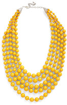 Zad Fashion Inc. You Bijou Necklace in Saffron