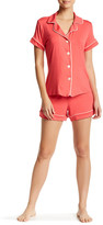BedHead Classic Short Sleeve Shorty PJ Set
