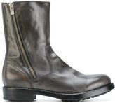 Officine Creative ankle boots - women - Buffalo Leather/Calf Leather/rubber - 35