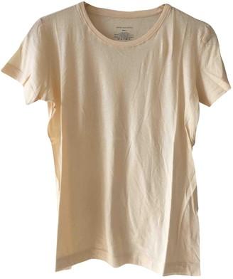 Dries Van Noten Beige Cotton Top for Women Vintage