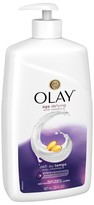 Olay Age Defying with Vitamin E Body Wash Pump - 30oz