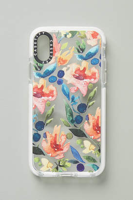Casetify Watercolor Floral iPhone Case