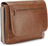 Marks And Spencer Faux Leather Messenger Bag