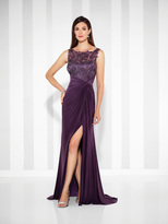 Cameron Blake - 117613 Fit And Flare Gown