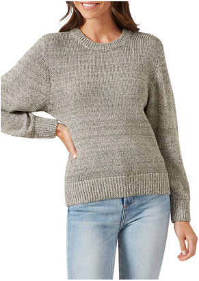 French Connection Loose Weave Knit