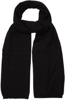 Comme des Garcons Wide wool scarf