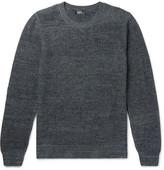 A.P.C. Murrow Mélange Cotton Sweater