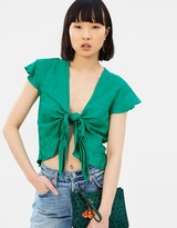 Mng Palm Blouse