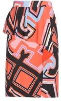 Emilio Pucci Printed Skirt