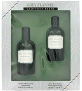 Geoffrey Beene Grey Flannel Gift Set for Men (4 oz Eau De Toilette Spray + 4 oz After Shave)