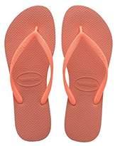 Havaianas Women's Slim W Ankle-High Rubber Flat Shoe - 11M