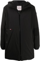 Moncler hooded coat