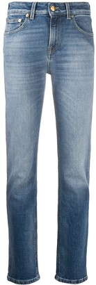 PT05 Faded Slim-Fit Jeans