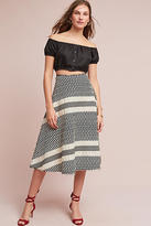 Tracy Reese Stripework Skirt