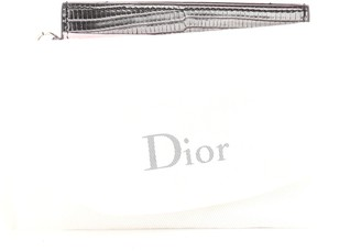 Christian Dior Diorissimo Card Holder Python with Leather