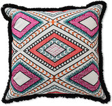 "Blissliving Home Poncho 18"" Square Decorative Pillow"