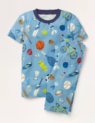 Glow-in-the-Dark Short Pyjamas
