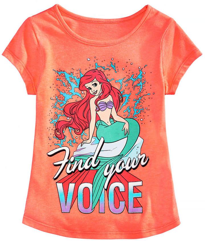 Disney (ディズニー) - Disney Toddler Girls Ariel T-Shirt