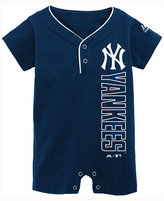 Majestic Baby Boys' New York Yankees Romper, (0-24 months)