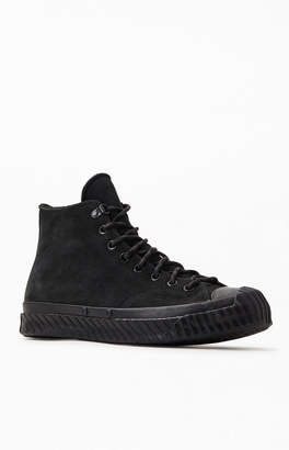 Converse Black Bosey Water-Repellent Chuck 70 Shoes