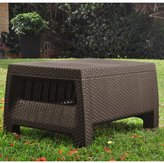 Keter Corfu All Weather Outdoor Coffee Table