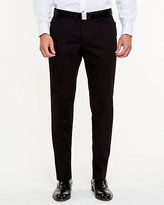 Le Château Cotton Sateen Straight Leg Pant