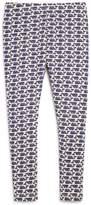 Vineyard Vines Girls' Etched-Whale-Print Leggings