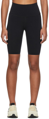 Wone Black Biker Shorts
