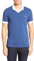 Fred Perry Men's Taped Logo Polo